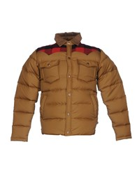 Refrigiwear Coats And Jackets Down Jackets Camel