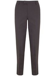 Mint Velvet Smoke Capri Trouser Grey