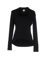 Gattinoni Jeans Topwear T Shirts Women Black