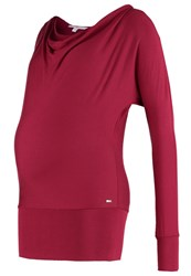 Bellybutton Jumper Rumba Red Bordeaux