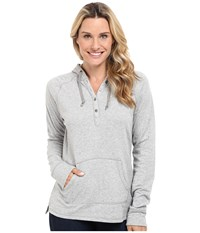 Carhartt Pondera Shirt Asphalt Heather Women's Sweatshirt Gray