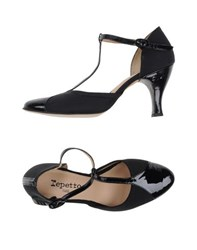 Repetto Footwear Courts Women Black