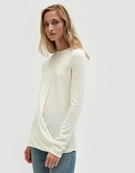 Which We Want Helena Sweater Off White
