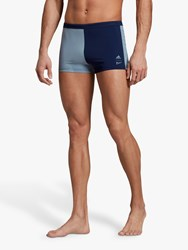 Adidas Parley Hero Swim Boxers Legend Ink Tactile Blue