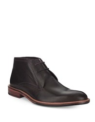 Ted Baker Torsdi 4 Leather Chukka Boots Brown