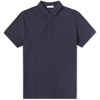 Valentino One Stud Polo Blue