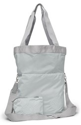 Manduka 'Be Ready' Yoga Tote Bag Grey Medium Grey