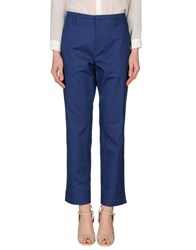 Sofie D'hoore Trousers Casual Trousers Women Slate Blue