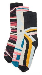 Stance 3 Pack Box Sock Set Multi