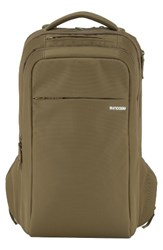 Incase Designs Men's Icon Backpack Metallic Bronze