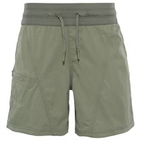 The North Face Reactor Aphrodite Shorts Green
