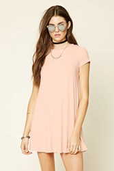 Forever 21 Lace Up Tent Dress