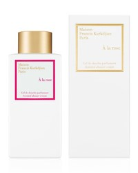 Maison Francis Kurkdjian A La Rose Scented Shower Cream 8.5 Oz.