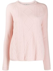Peserico Cable Knit Jumper 60