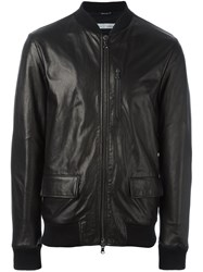 Daniele Alessandrini Zip Up Jacket Black