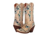 Dan Post Happily Ever After Bone Women's Pull On Boots