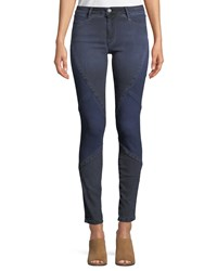 Brockenbow Mix Puzzle Magda Skinny Jeans Blue