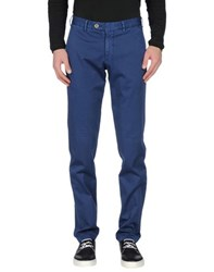 Andrea Morando Trousers Casual Trousers Men Blue