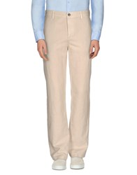 Ag Adriano Goldschmied Trousers Casual Trousers Men Beige