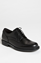 Dunham 'Burlington' Oxford Black Leather