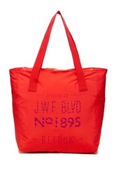 Reebok Se W Lightweight Graphic Tote Red