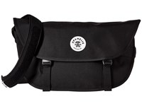 Crumpler Wonder Weenie Messenger Bag Black Messenger Bags