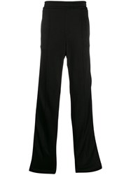 Versace Medusa Bands Track Trousers Black