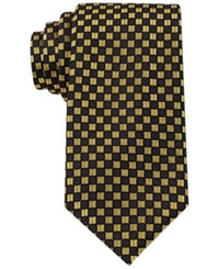Sean John Highlight Neat Tie Yellow
