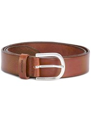Dondup Classic Belt Brown