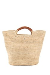 Helen Kaminski Pinamar Small Tote Brown
