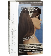 J.F.Lazartigue Colour Emulsion For Grey Hair In Golden Chestnut 60Ml