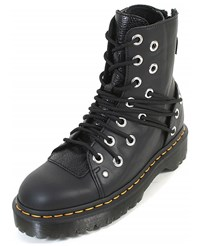 Dr. Martens Boots Daria Stone Grey Style Women 4.5