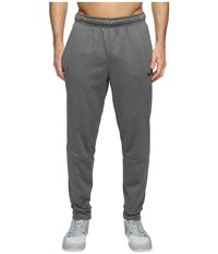 Nike Therma Tapered Training Pant Charcoal Heather Black Men's Casual Pants Gray