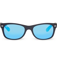 Ray Ban Rb2132 New Wayfarer Sunglasses Black