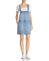 Blank Nyc Blanknyc Denim Overall Dress 100 Exclusive Blue
