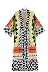 Temperley London Gayla Cardigan Multi