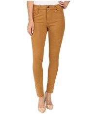 Parker Smith Bombshell Knit Skinny In Camel Camel Women's Jeans Tan