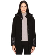 Duvetica Findulas Sweater Coat All Black