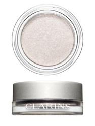 Clarins Ombre Iridescent Cream To Powder Iridescent Eyeshadow 0.24 Oz. 10 Silver Grey 08 Silver White 09 Silver Rose