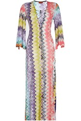 Missoni Mare Knit Cover Up
