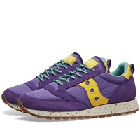 Saucony Jazz Original Outdoor Purple