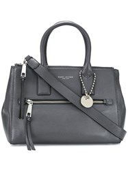 Marc Jacobs 'Recruit' E W Tote Grey