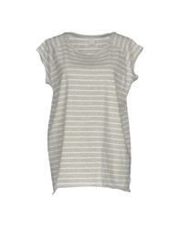 North Sails T Shirts Light Grey