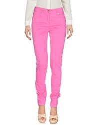 Versace Casual Pants Pink