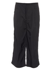 Craig Green Layered Wide Leg Cropped Trousers