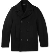 Hugo Boss Nodin Wool Blend Peacoat Black