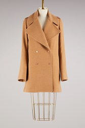 See By Chloe Mid Lenght Coat Camel