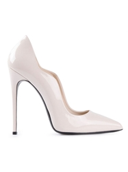 Gianmarco Lorenzi Pointed Toe Pumps Nude And Neutrals