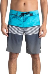 Quiksilver Highline Lava Division Board Shorts Black