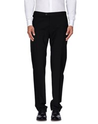 Tonello Trousers Casual Trousers Men Black